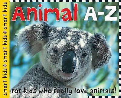 Smart Kids Animals A-Z by Priddy, Roger