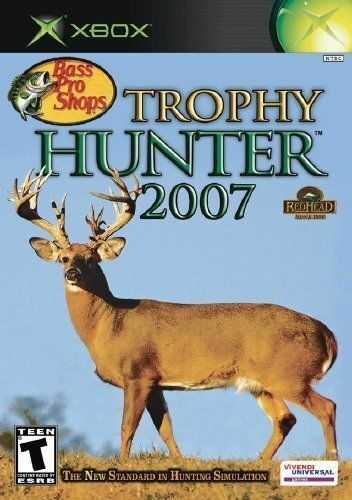 Bass Pro Shops Trophy Hunter 2007 - Xbox, Good Xbox, Xbox Video Games