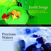 Narada Classic: Earth Songs / Precious Waters, Narada Classics, Good Original re