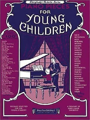 Piano Pieces for Young Children (EFS No.252) (Everybody's Favorite (Unnumbered))