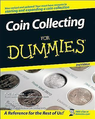 Coin Collecting For Dummies by Berman, Neil S., Guth, Ron