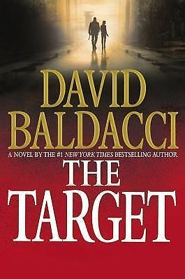 The Target (Will Robie), Baldacci, David, Good Book