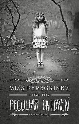 Miss Peregrine's Home for Peculiar Children, Ransom Riggs, Good Book