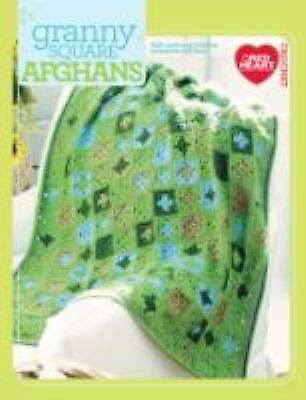 Granny Square Afghans, SOHO PUBLISHING, Good Book