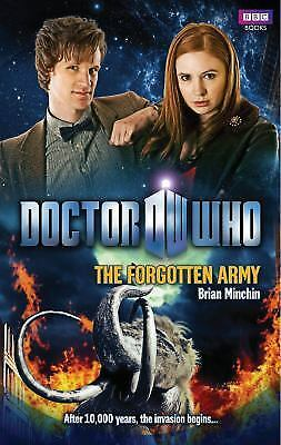 Doctor Who: The Forgotten Army (Doctor Who (BBC)) by Minchin, Brian