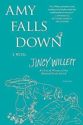 Amy Falls Down by Jincy Willett (2014, Paperback)