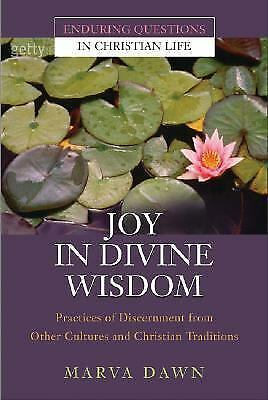 Joy in Divine Wisdom: Practices of Discernment from Other Cultures and Christian