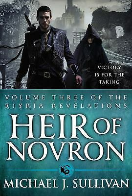 Heir of Novron, Vol. 3Riyria Revelations