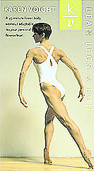 Karen Voight - Lean Legs & Buns/Firm Arms & Abs [VHS] by