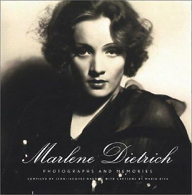 Marlene Dietrich: Photographs and Memories by Marlene Dietrich Collection