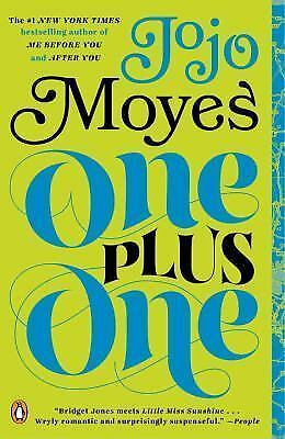 One Plus One: A Novel by Moyes, Jojo