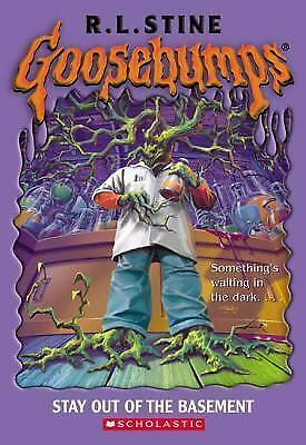 Stay Out of the Basement (Goosebumps #2) by R. L. Stine