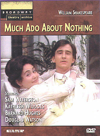 Much Ado About Nothing / New York Shakespeare Festival (Broadway Theatre Archiv