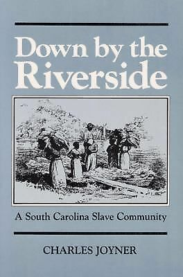 Down by the Riverside: A South Carolina Slave Community (Blacks in the New Worl