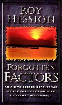 Forgotten Factors by Hession, Roy