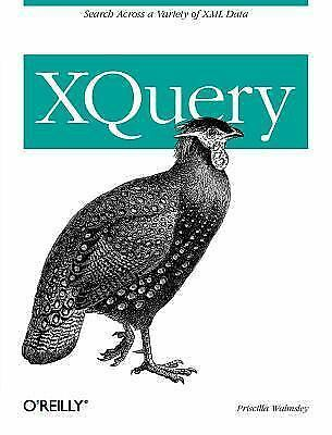XQuery by Walmsley, Priscilla