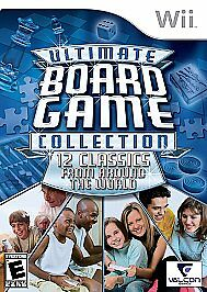 Ultimate Board Game Collection - Nintendo Wii by Valcon