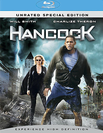Hancock (Unrated Special Edition) [Blu-ray], New DVD, Hayley Marie Norman, Johnn