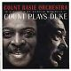 Count Basie Orchestra - Count Plays Duke - Blues & Jazz used CD
