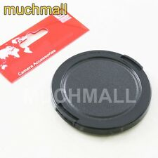 37mm 37 mm Snap On Front Lens Cap Cover for Canon Nikon Sony Pentax DSLR camera