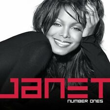 JANET JACKSON CD - NUMBER ONES [2 DISCS](2009) - NEW UNOPENED - A&M RECORDS