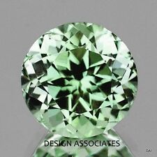GREEN AMETHYST 5 MM ROUND CUT ALL NATURAL AAA