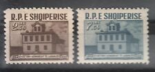 1960 Albania. Albanian Stamps. 1920-1940 Congress of Lushnja.  MNH.