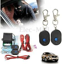 Universal 1-Way Car Auto Vehicle Lock Alarm Protection Security System 2 Remote