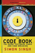 The Code Book: The Secret History of Codes and Code-breaking by Simon Singh...