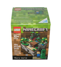 LEGO® Minecraft 21102 Micro World - Der Wald Neu OVP_The Forest New MISB NRFB