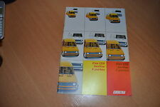 CATALOGUE Fiat 128 Berline de 1973