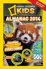 National Geographic Kids Almanac 2014  National Geographic Kids Book
