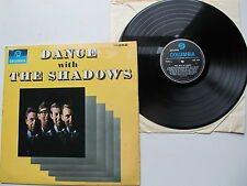 "Dance With The Shadows 12"" Lp The Shadows Columbia 33SX 1619 Mono UK 1964 1N/1N"