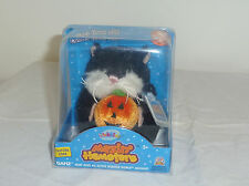 Spooky small 4in Webkinz Mazin 3D Halloween Hamster with sealed unused code 820
