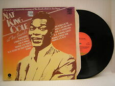 Nat King Cole - At The Sands, Music For Pleasure MFP-50243 Ex Condition LP