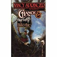 CHANCE...GESTURES...HAND OF FATE Nancy Springer PB 1st 1987