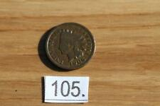 1906 United States of America one cent coin