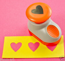 "Tonic heart hole punch 856E 3/4"" (20mm) Can be used with the border system"