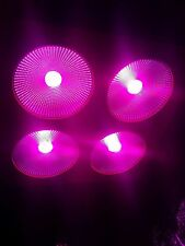 Full Spectrum Reflector 800w COB LED Grow Light Lamp Hydro Plants Veg Flower