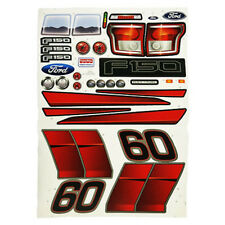 Power Wheels CDF54 Fisher Price Ford F150 Label Decal Sheet Genuine