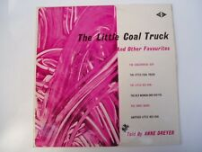 ANNE DREYER - THE LITTLE COAL TRUCK - RARE OZ LP