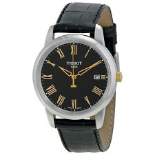 Tissot T-Classic Dream Black Dial Mens Watch T033.410.26.053.00