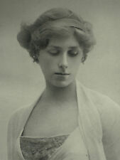 Lady Violet Catherine Manners Hugo Francis Charteris 1910 Page Photo Study 6961