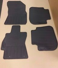 GENUINE SUBARU ALL WEATHER FLOOR MATS 2015-2017 LEGACY AND OUTBACK J501SAL400