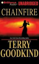Sword of Truth: Chainfire 9 by Terry Goodkind (2014, MP3 CD, Unabridged)