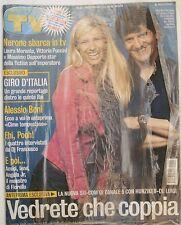 SORRISI E CANZONI : M. HUNZIKER, FABIO DE LUIGI, FIORELLO, I POOH, PUCCINI- 2004