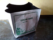 Vegetable  grow bags (UV Stabilized)  40 X 24 X 24 cms BIG size - 10 QTY
