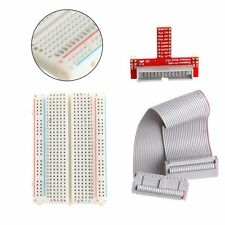 Raspberry Pi 1/2 Breadboard Pinboard Connection Cable GPIO DIY Kit