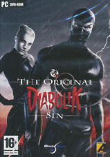 DIABOLIK The Original Sin Diabolic Adventure PC Game NE