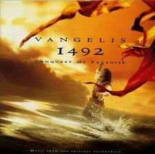 Vangelis : 1492: Conquest of Paradise CD (1992)